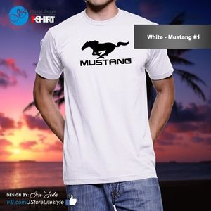 Other - New Mustang GT Sport Car T Shirt & Logo
